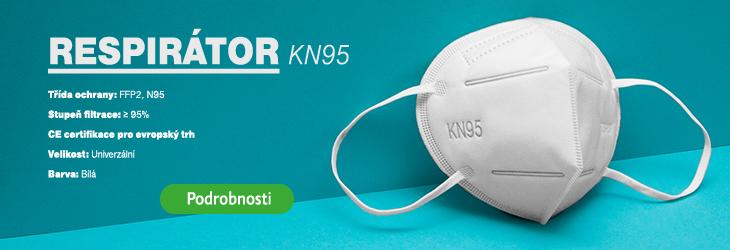 Respirátr KN95